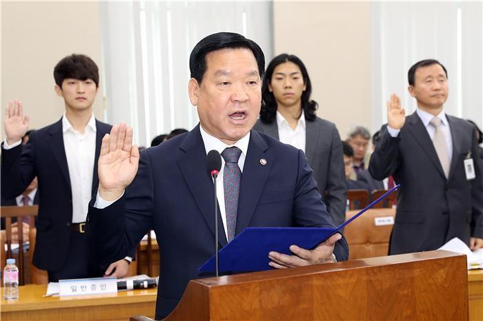 """(2018 국감)""""예술·체육인 병역특례 폐지 검토"""""""