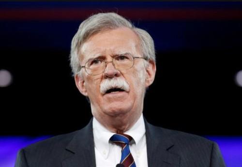 """볼턴 """"북미정상 내년 1월1일 이후 만날 것, 北에 대한 핵공격 논의한 적 없다"""""""