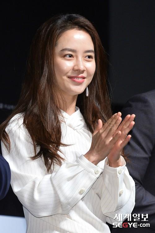 송지효 '화사한 미소'