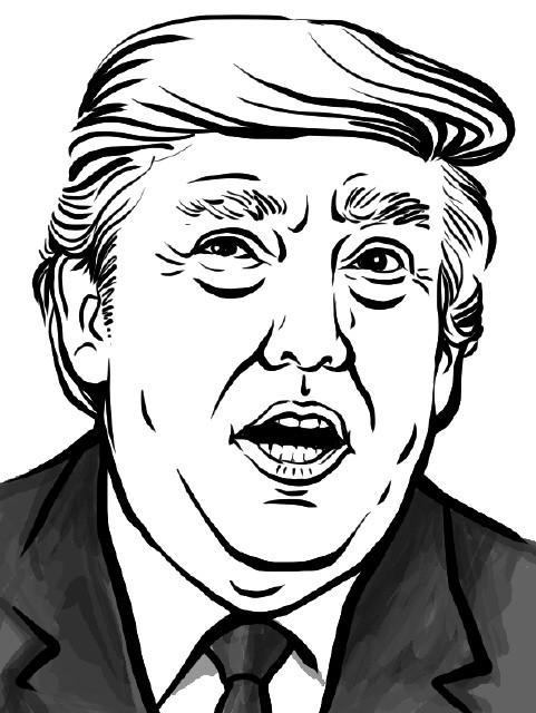 트럼프의 '캐러밴' 쟁점화에 민주당은 곤혹