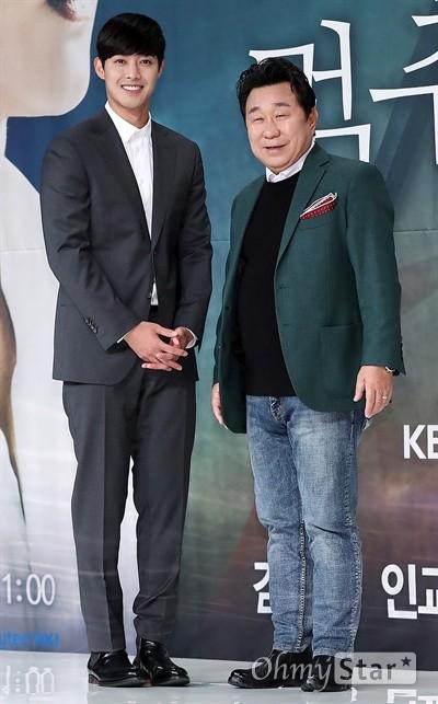 '시간이 멈추는 그때' 김현중-임하룡, 선배님 먼저 후배님 먼저
