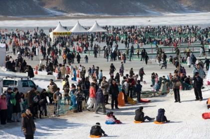 인제빙어축제 2018