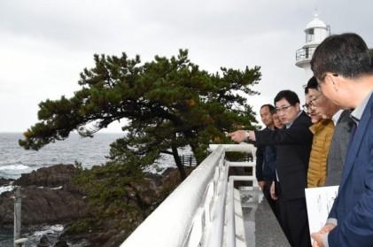 주낙영 경주시장 해양수산 분야