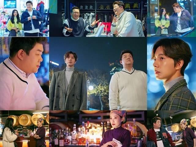 '피부 미남' 박해진, 광고 현장 스틸 공개…'빛나는 외모'