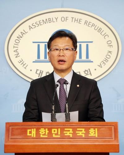 """박용진 의원 """"자유한국당 의원 유치원 3법 처리 반대 로비 받아"""""""