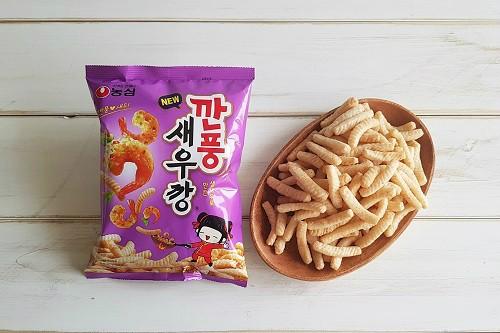 새우깡 100원 오른다…농심, 28개월 만의 가격 인상