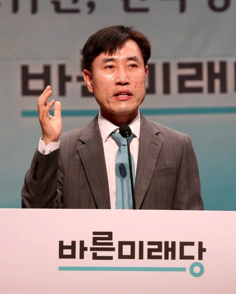 """하태경 """"홍준표, 트럼프까지 '빨갱이' '우빨'이라고 거품물 듯""""...두고 보겠다며"""