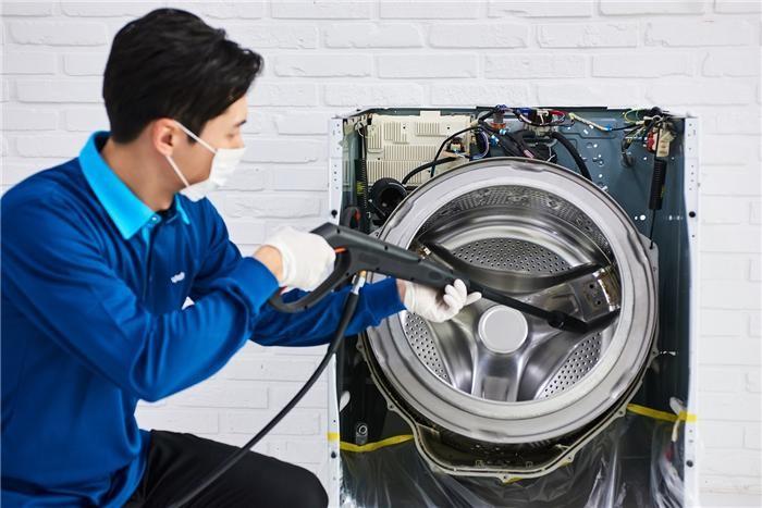 교원웰스, 세탁기·에어컨 홈케어 서비스 추가
