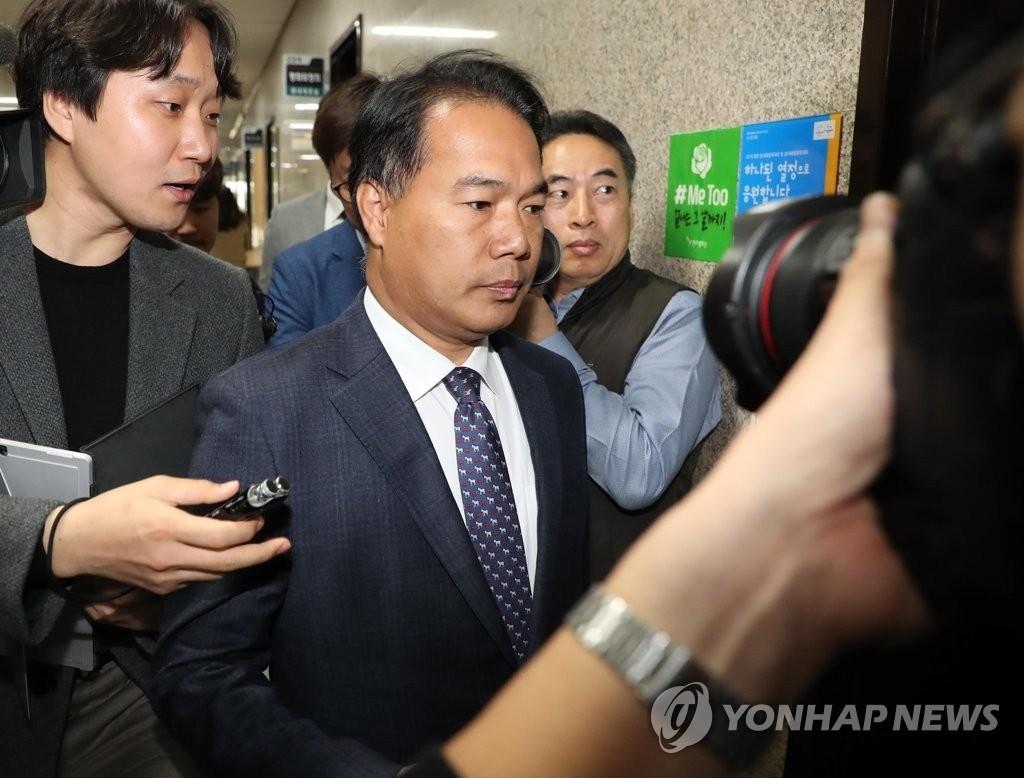 '음주운전' 이용주 의원, 3개월 당원권 정지 징계