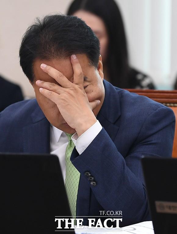 '음주운전' 이용주, '제명' 피했다…당원권정지 3개월 징계