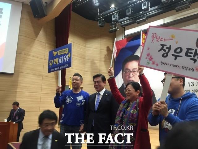 김병준·홍준표 '책임론' 꺼낸 정우택, '답정나?'