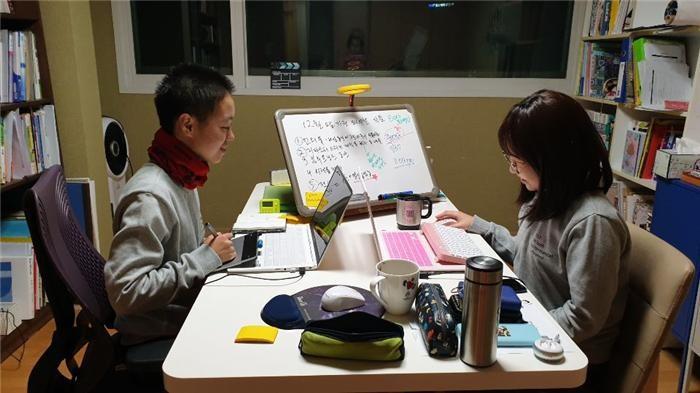 '엣지' 있는 친환경 장바구니 만든다…사회문제 해결 도전 10대 'ecOX3'