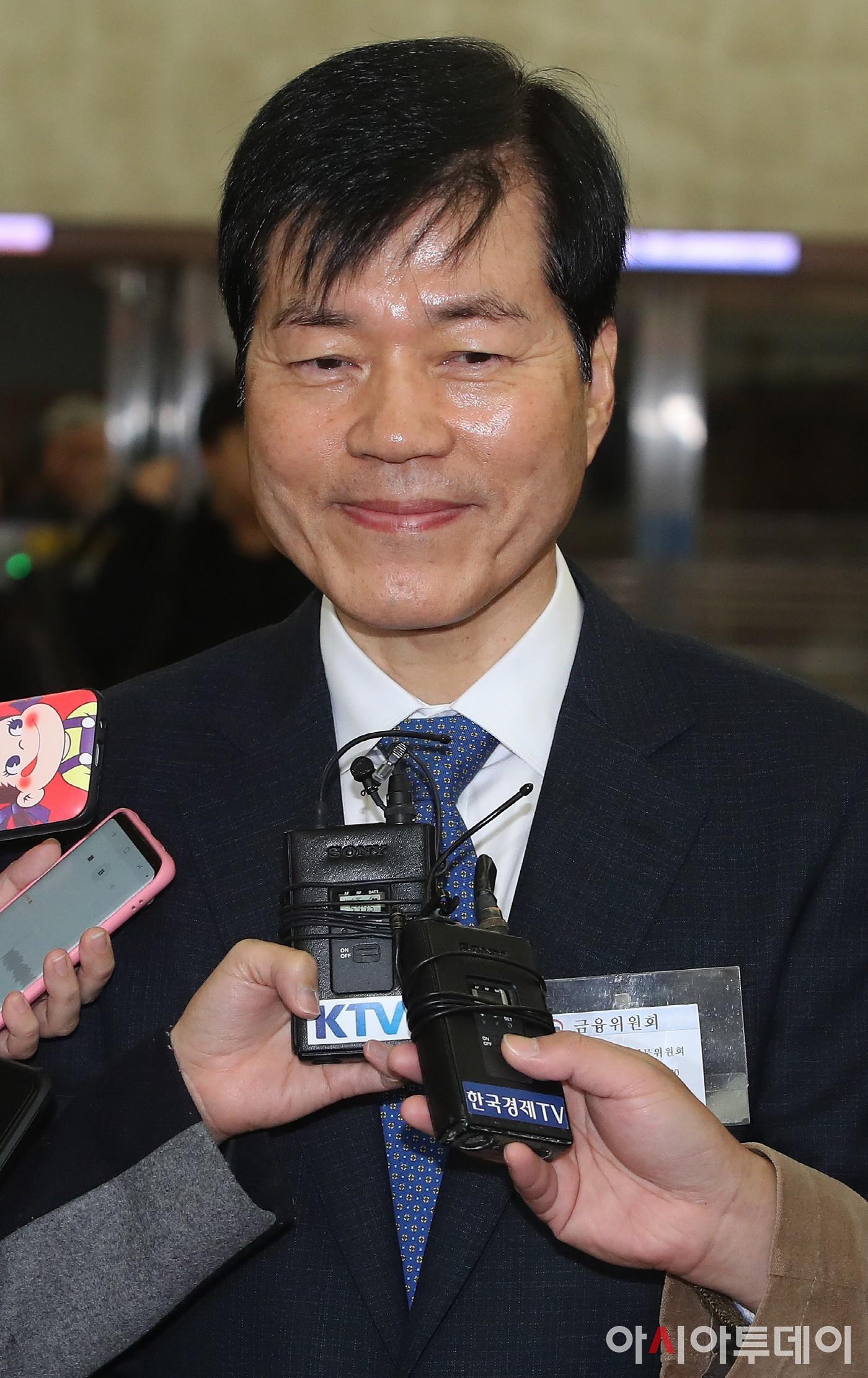 미소 짓는 김태한 삼성바이오로직스 대표이사