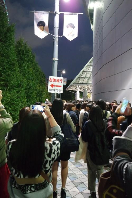 日 우익도 막지못한 방탄소년단 도쿄 공연