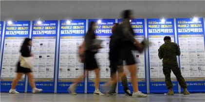취업자 넉달째 10만 밑돌아…실업률 13년만 최악(종합)