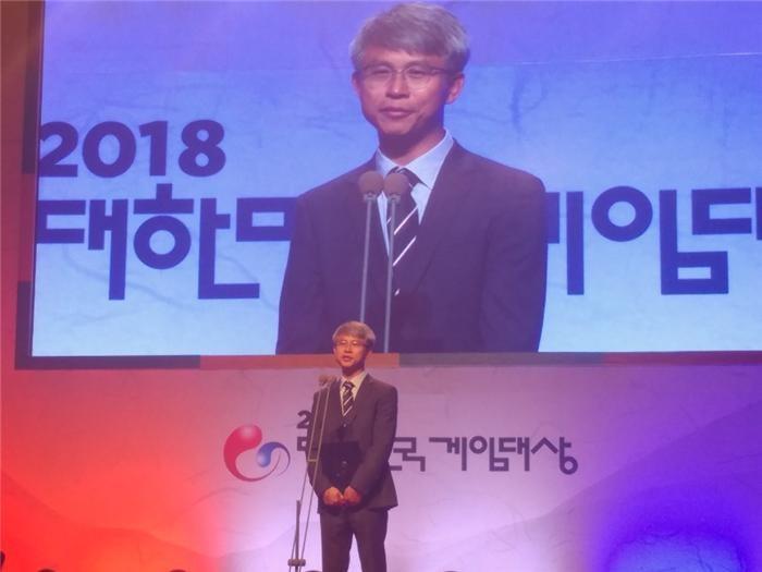 펄어비스 '검은사막 모바일', 2018 게임대상 수상…6관왕