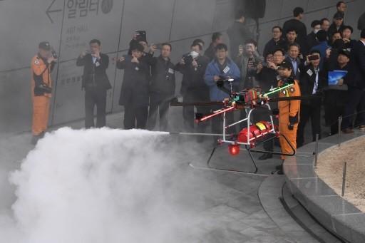비행금지구역 대전에 드론 전용공역 생긴다