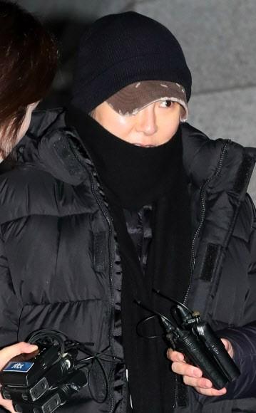 崔의 조카 장시호, 2심 형량 만기 하루 앞두고 석방· 재구속 344일만에