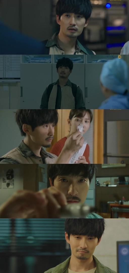 """'신의퀴즈:리부트' 류덕환이 돌아왔다 """"반갑다, 한진우"""""""