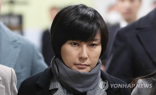 '국정농단 특검 도우미' 장시호 출소…불구속 상태로 대법원 재판