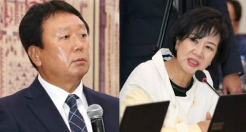 '국감 굴욕'에 사퇴한 선동열 후폭풍에 손혜원 페북엔 '주진형과 국민연금…'