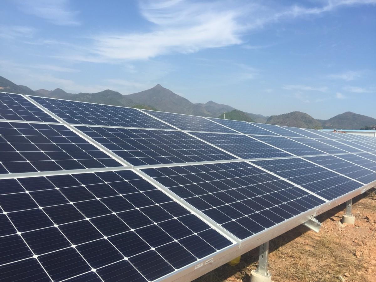 한화큐셀, 中 최대 원자력 발전기업 CGN 태양광 모듈 공급