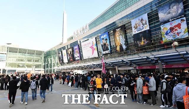 첫날 관람객 4만1500명 돌파…전년 대비 3.6%↑