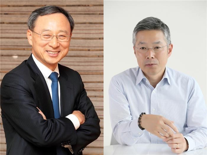 황창규 복심 김인회, KT 컨트롤타워로…5G 중심의 조직개편·임원인사 단행(종합)