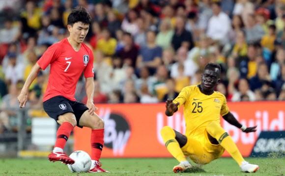 황인범·김민재, 한국축구 미래 밝힌 22살 동갑내기의 활약