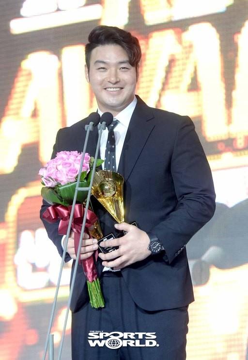 넥센 박병호,'KBO 리그 2관왕'