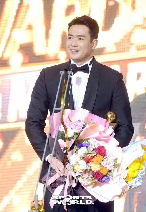 2018 KBO리그 MVP는 두산 김재환