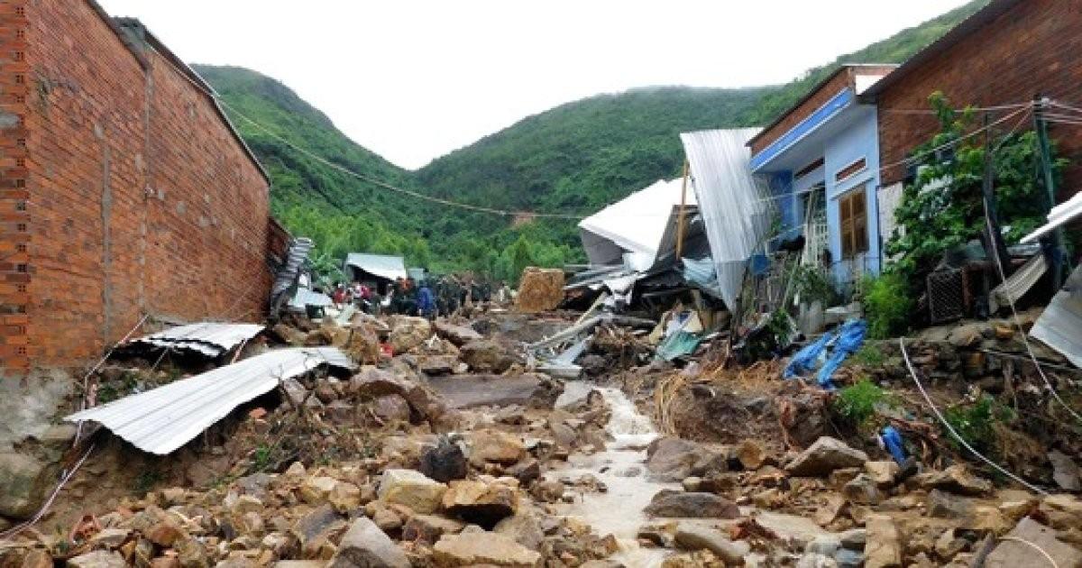 베트남, 태풍 '도라지' 직격탄…최소 14명 사망(종합)