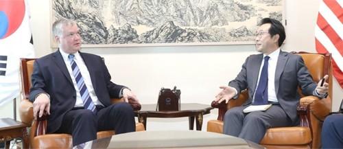청와대·외교부·통일부 '원팀' 방미… 한·미 워킹그룹 활동 개시될 듯
