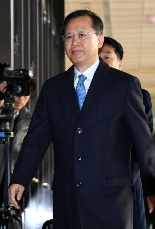 사법농단 피의자 박병대 前대법관 소환