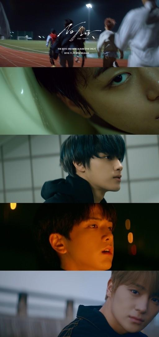 """""""청춘영화 비주얼""""…더보이즈, 미니3집 'THE ONLY' 스포일러 영상 공개"""