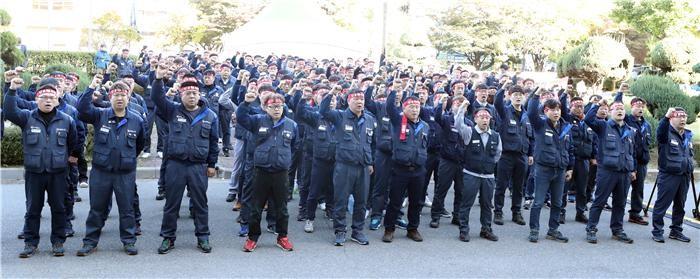 한국지엠 노조, 법인분리 앞두고 파업 재추진
