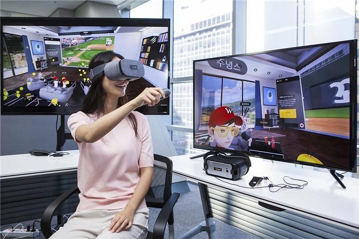 (5G시대, 세상이 변한다)AI, 집 안 곳곳 제어…도쿄돔도 눈 앞에