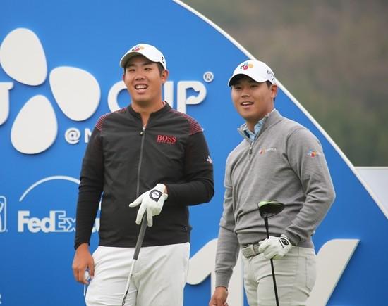 호주, 한다 멜버른 골프 월드컵, 안병훈-김시우 출전
