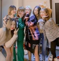이국주, EXID 멤버들 사이에서 미모 자랑…걸그룹이라 해도 믿겠어
