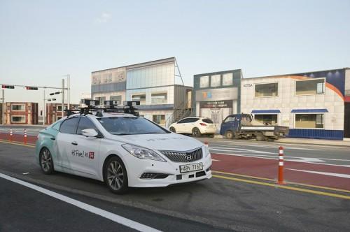 5G 자율주행 실험도시 'K-City' 구축…KT, '5G 리모트콕핏' 공개