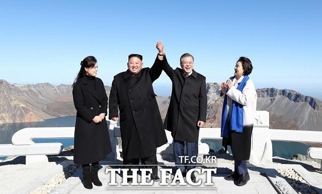 침묵의 靑, 김정은 '결단' 알까? 모를까?