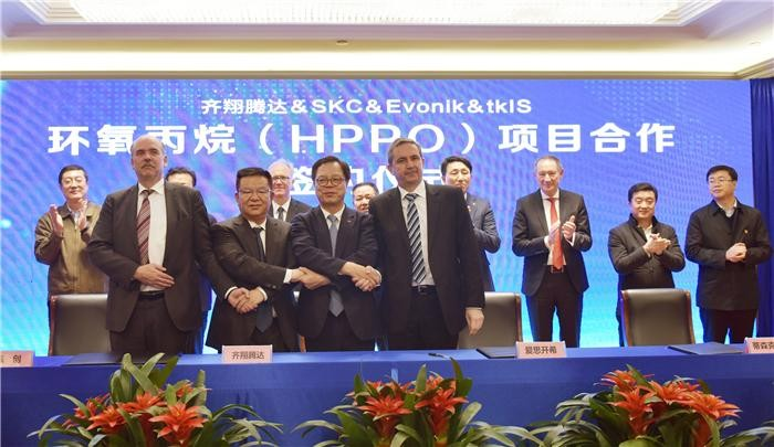 SKC, 친환경 PO로 중국 진출…핵심사업 글로벌화 전략
