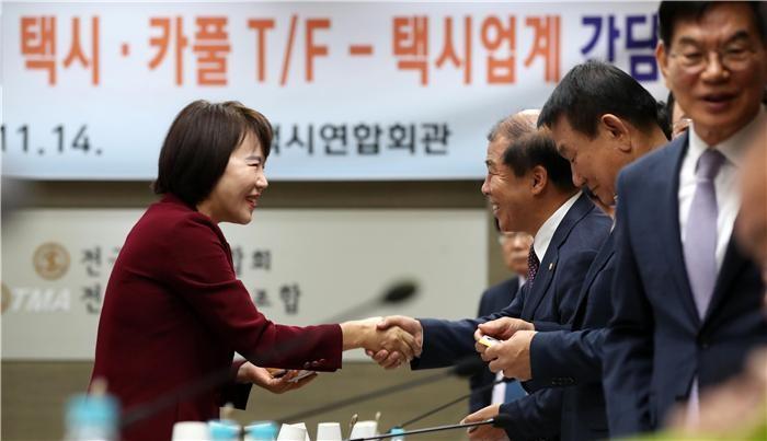 """'카풀 해법' 17일 데드라인…민주 """"상생안 낼 것"""""""