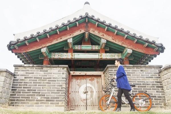 모바이크 한국 서비스 1주년, 수원시민의 일상 이동수단으로 자리매김