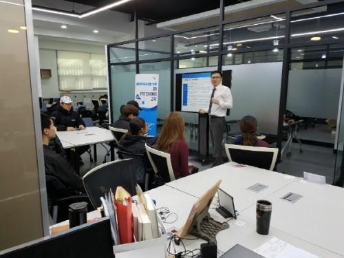 광운대 SNK-비타민센터, 청년사업가 대상 '해외투자 유치 교육' 성료
