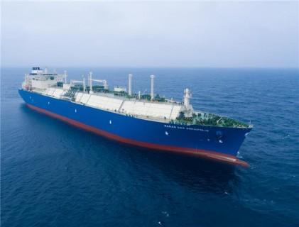 대우조선해양 LNG운반선 1척