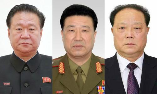 北 체제 떠받치는 핵심…최룡해·박광호·정경택은 누구
