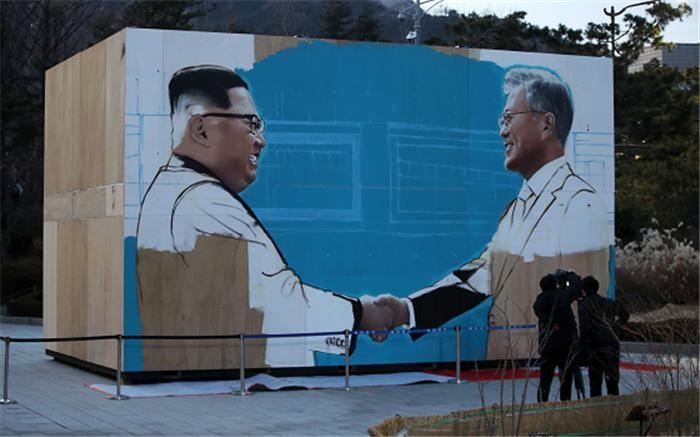 """청와대 """"김정은 연내답방 어려워"""""""