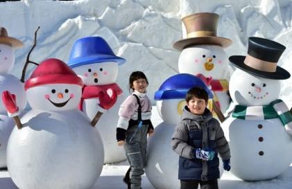 대관령 눈꽃축제 2019