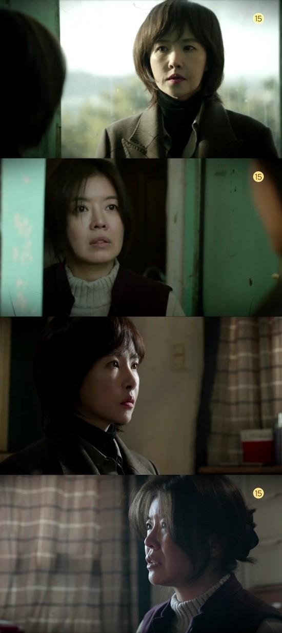 '붉은 달 푸른 해' 김선아 vs 김여진 충격 예고, '붉은 울음'의 진실은?